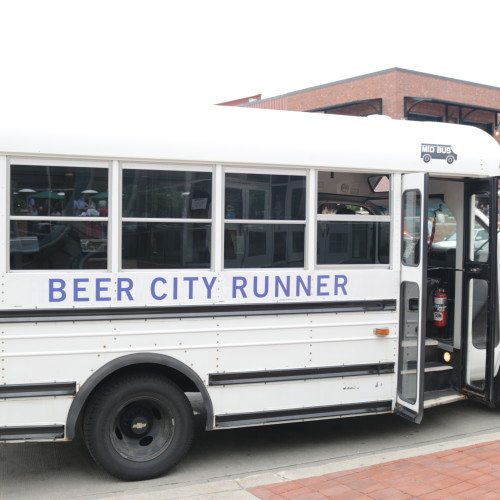 Beer City Runner Express Route
